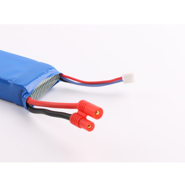 For Syma X8 X8W X8G X8HW X8HG RC Quadcopter Battery Ultra-high Capacity 7.4V 2000mAh 25c T/Banana Plug Lipo Battery Spare Parts