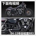 04-15 Harley XL883 VANCE & HINES VH de escape modificado de escape Americano 48 2 out of 2, 1200