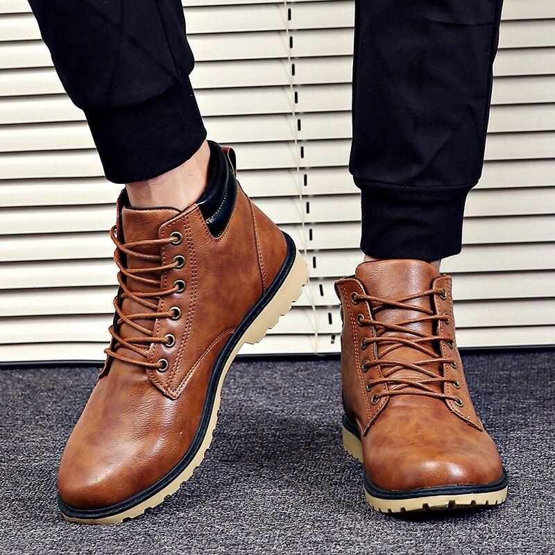 Low Boots Men