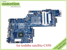 """for toshiba satellite C850 laptop motherboard 15.6"""" HM77 HD4000 Graphics DDR3 Mainboard H000052600"""