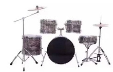 2016China Western musical instruments drums 5 drum 2 cymbals