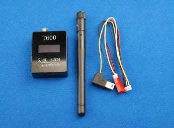 FPV 5.8G 600mW 32CH A/V Transmitter Module (TX) (RP-SMA, jack) T600 for RC Quadcopter