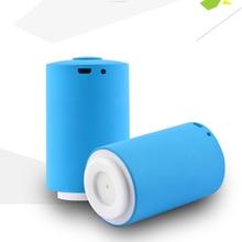 Мини Портативный USB Автоматическая подзарядка компрессионный вакуумный насос