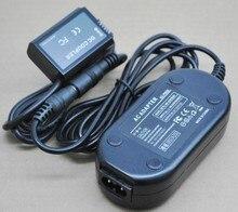 AC-PW20 AC Адаптер Питания + ПОСТОЯННОГО ТОКА Комплект для Sony NEX-3 NEX-5 SLT-A33 A55 ACPW20