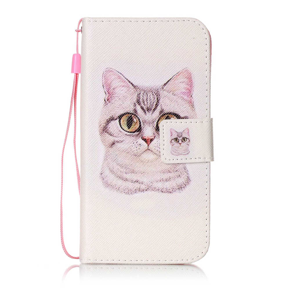 For Lenovo Vibe K5 Plus Dual SIM A6020a46 5.0 Brand Book Flip PU Leather Cases For Lenovo K5Plus Lemon3 Cute Card Holder Covers