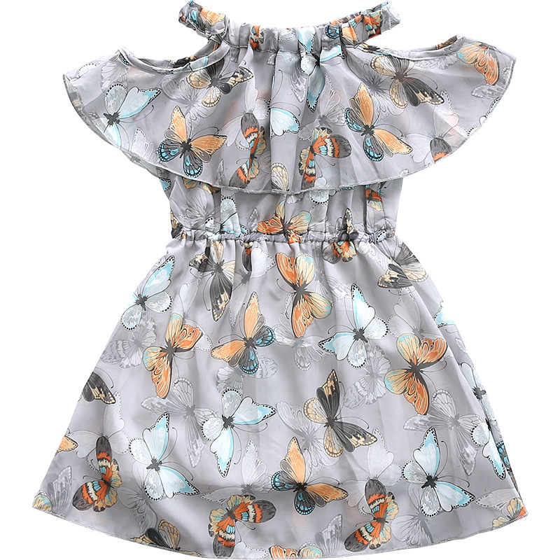 f0872b70bb1 Aliexpress.com   Buy SONGGUIYING A237 Summer Children Girl Dress Cotton  Thin Dresses Clothing Korean Princess Girls Dress Casual Party Kids Clothes  from ...