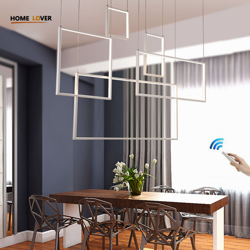 Moderne led pendentif lumières pour salon Cuisine salle À Manger hanglamp intérieur éclairage lamparas de techo colgante moderna