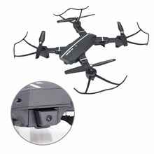 8807W Foldable Selfie drone with HD Camera RC Quadcopter Altitude Hold Selfie MIni Dron 2.0mp WIFI Cam VS VISUO XS809W XS809HW 1
