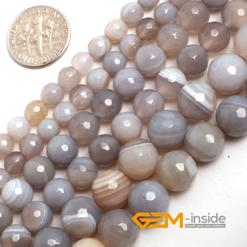 6mm 8mm 10mm round faceted banded Agat Sardony beads natural stone beads DIY loose beads for jewelry making strand 15 inch 8mm 6 12 color including buddha skull beads elastic string beads set round natural stone beads for jewelry making bracelet diy