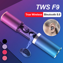 Newest 1300mah auriculares bluetooth inalambrico earphone wireless casque audio in-ear power bank  bluethooth sport