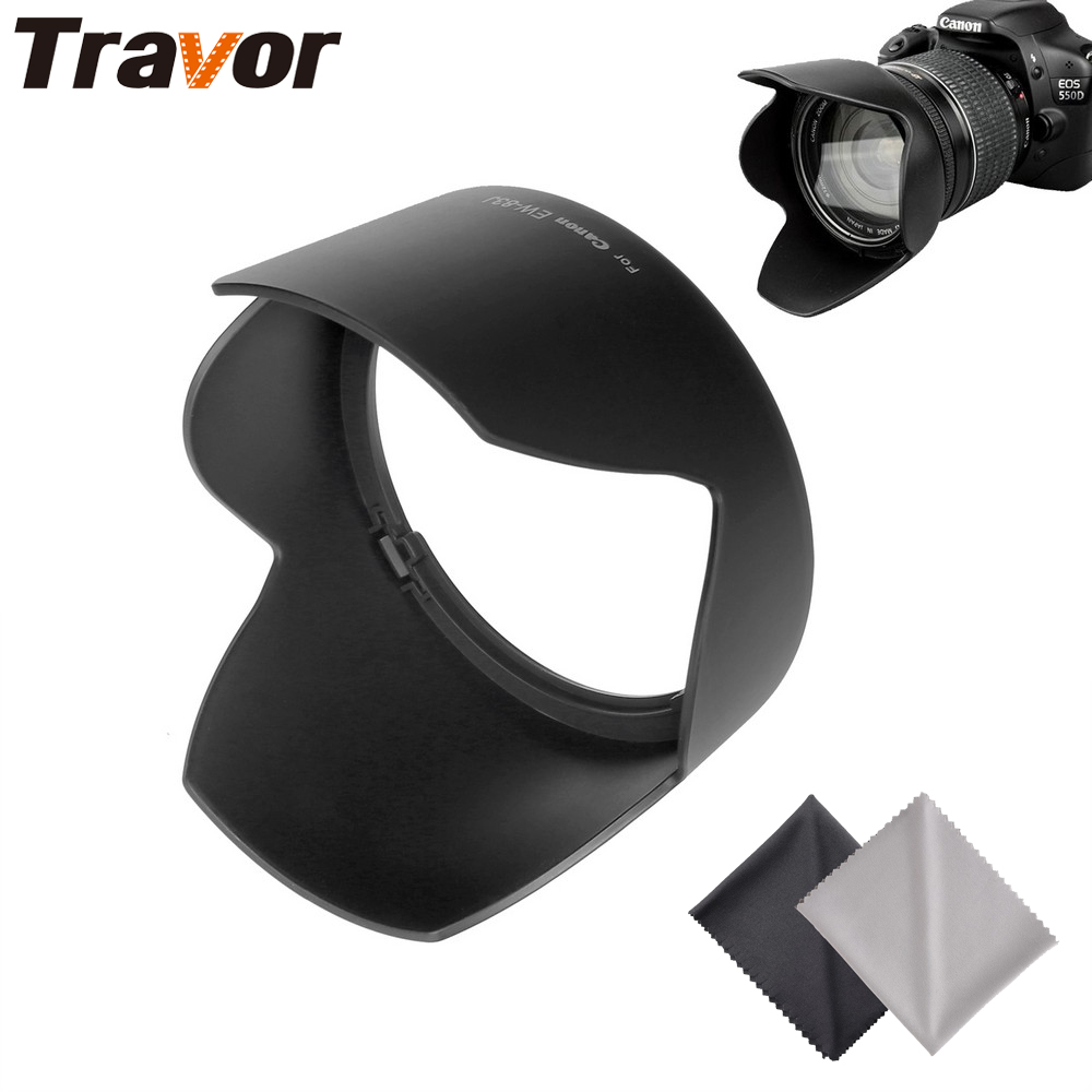 Travor EW 83J Lens Hood for Canon EF 17 55mm f 2 8 IS USM Lens