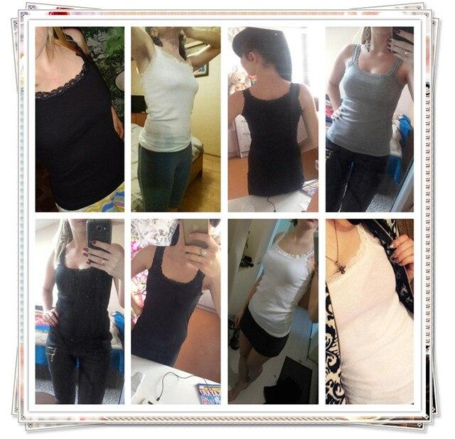 Mileegirl Women Sexy Tank Tops,Multicolors Sleeveless Bodycon Temperament T-shirt Vest,Summer Fashion Lace Camisole Top