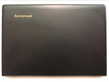 New Original laptop Lenovo ideapad 300-17 300-17ISK LCD rear back cover case/The LCD Rear cover with lcd cable AP0YQ000100