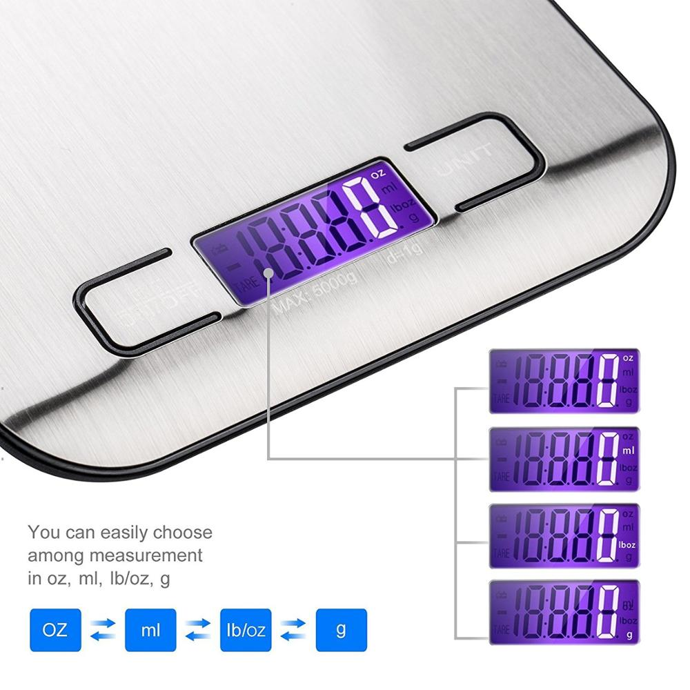 Kitchen Metal Digital Scales Kitchen Gadgets Scales CoolTech Gadgets free shipping |Activity trackers, Wireless headphones
