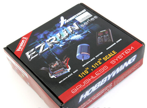 Hobbywing eZrun 18A ESC 18T 5200KV Brushless Motor EZRUN Combo for 1 18 Car