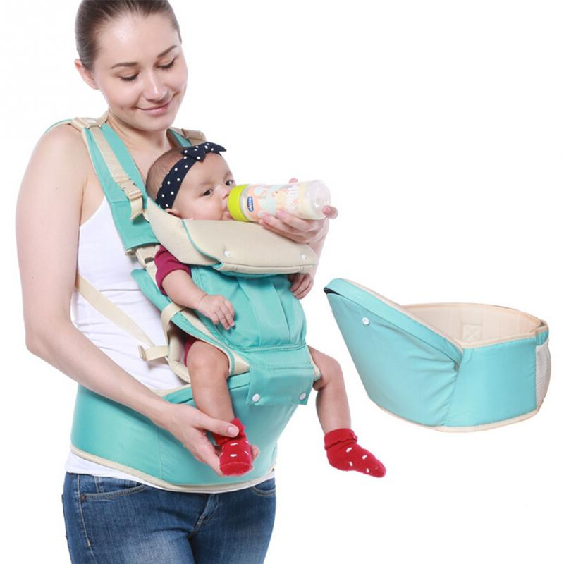 Ergonomic Baby Carrier Baby Sling Wrap Carriage Hipseat Newborn Sling Backpack Breathable Adjustable Wrap Sling Backpack ergo baby carrier performance