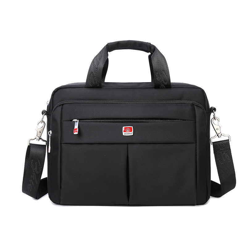 Men Bag Briefcases Laptop-Bags Business Portable Brand Oxford B46 14-Bolsas Homme Large-Capacity