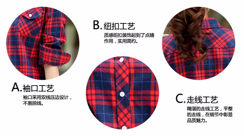 checked blouse 03