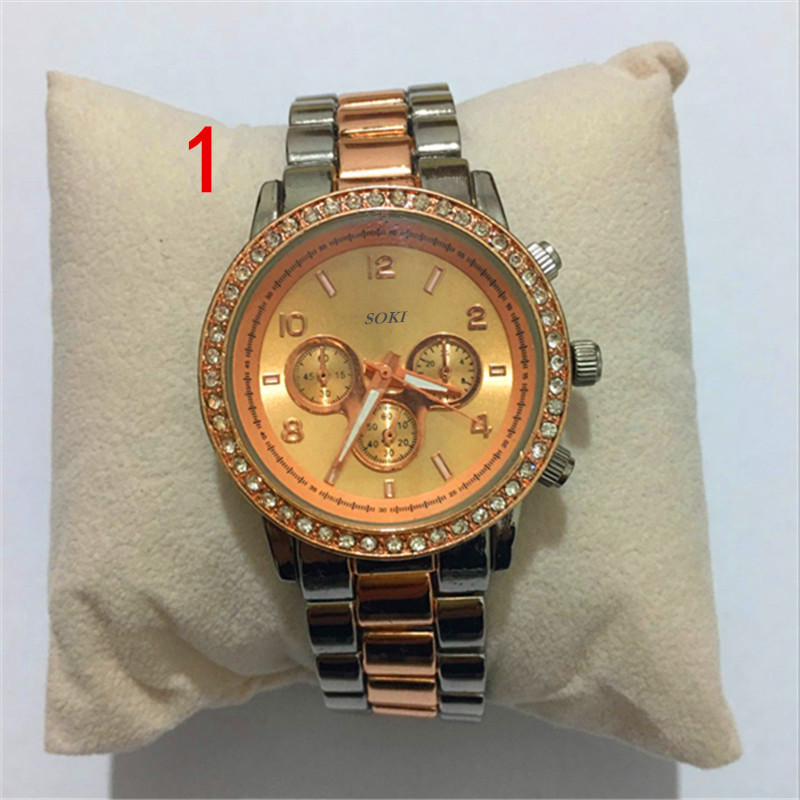Luxury Men Watch Full Stainless Steel Gold Quartz Watch Famous Brand Mens Wristwatch Waterproof Calendar Clock46  Luxury Men Watch Full Stainless Steel Gold Quartz Watch Famous Brand Mens Wristwatch Waterproof Calendar Clock46