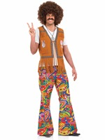 Indian Costume Men Halloween Fancy Party Dress Carnival Sexy Cosplay Native People Outfits