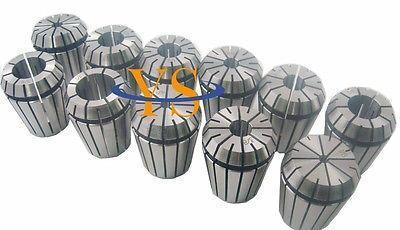 High-precision  6pcs ER32 Collet CNC Milling lathe tool ,Accuracy : 0.005-0.008mm,ER32-4mm,6mm,8mm,10mm,12mm,16mm collets