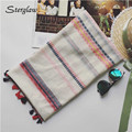 Cotton and linen Thin section of scarf for women 2017 new swimsuit shawl, scarf LICs women's scarves foulard headscarf D125