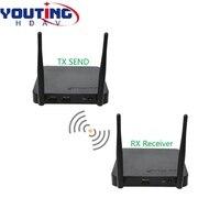 Беспроводной HDMI Extender 60 100 м 5.8 ГГц приемника и передатчика 1080 P до 328ft HD видео/ передачи аудио сигнала Системы