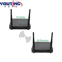 HDMI wireless Extender 60 100M 5.8GHZ receiver and transmitter 1080p Up to 328ft HD Video/Audio Signal Transmission System