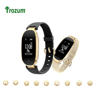 Trozum New S3 Bluetooth Smart Band Sport Wristband Heart Rate Monitor IP67 Waterproof Smartband Bracelet Belt