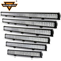 "Auxbeam 20"" 23"" 28"" 31"" 36"" 44"" 50"" Cree Chip 3-Row LED Light Bar OffRoad Driving Work Light Combo Led Bar for Truck Car PickUp"