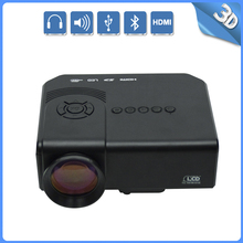Thinyou mini portable Beamer Full HD black Color multimedia LCD LED projector home Video cinema AV TV VGA HDMI proyector