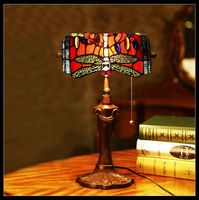 light light Table Lamps bank Shanghai office decoration old people study lamps European style classical lamps complex LU718123