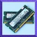Hynix 4 GB 2x2 GB DDR2-667 667 Mhz PC2-5300S 2 gb DDR2 200pin Portátil Módulo de memoria 2G pc2 5300 667 Notebook SODIMM RAM Libre gratis