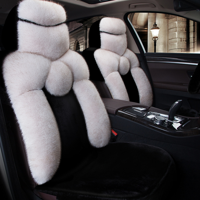 Car Seat Cover Covers Seats Fur For Ford Ranger S Max C