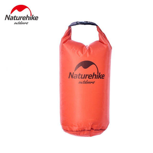 Naturehike 5L 10L 20L Lghtweight Waterproof Dry Bag Storage Bag for Camping Rafting Sports Kayaking Canoeing Swimming Dry Sack 1