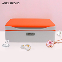 safety password lock jewelry box/creative jewelry strongbox Lockable earrings storage boxes