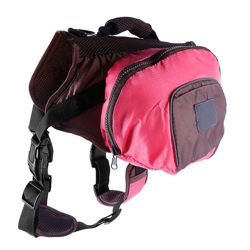 Waterproof Saddle Bag Dogs Rucksack Bag For Outdoor Camping Walking Hiking Bag Hot Sale