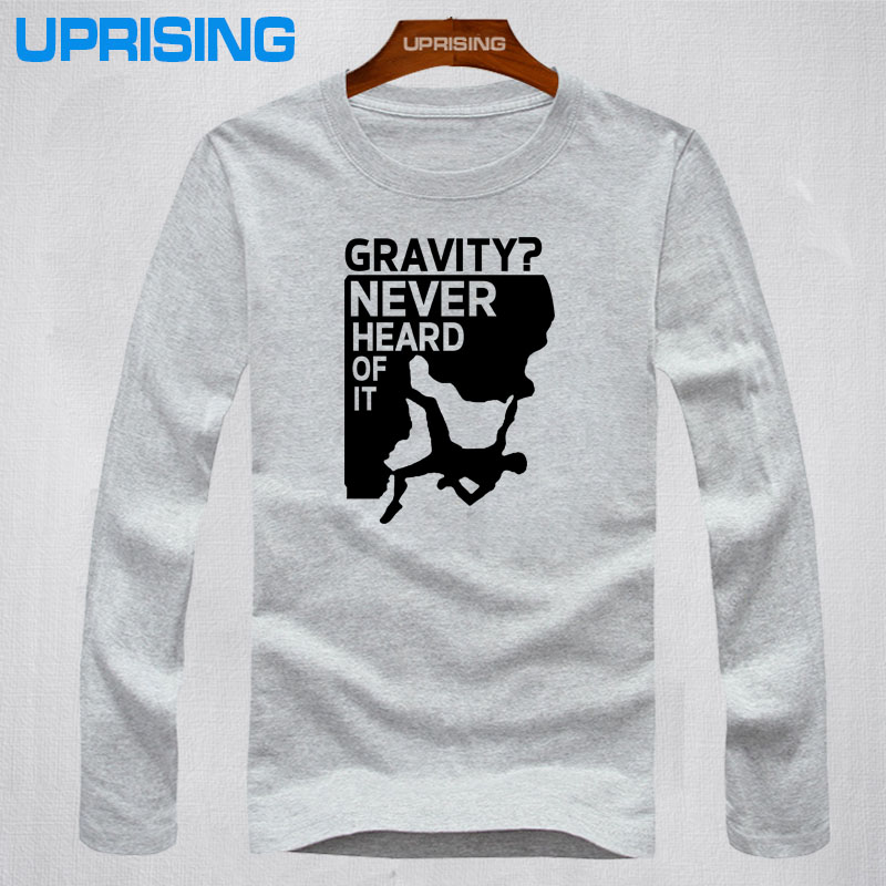 New Funny Style Climbinger Skills Loading Evolution Funny Logo Super Tees Tops Men Clothes Plus size Good Quality T-shirt