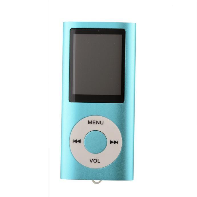 CARPRIE Mp3-Player Portable 8-Colors New 16GB Reproductor 4TH Gen FM Video -2 C0528