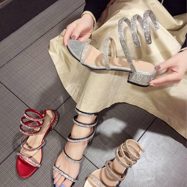 Forma Comparar Imitación Viento Diamantes De Mujer En Zapatos CrdtBoshQx