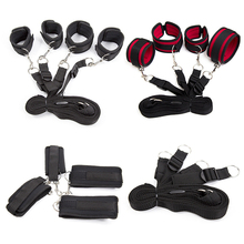 Sexy Women Handcuffs For Sex Toy Couple Bdsm Bondage Restraints Exotic Accessories Adult Games Juguetes Sexuales new stainless steel bondage harness handcuffs with legcuffs bdsm bondage restraints handcuffs for sex adult games toy for couple