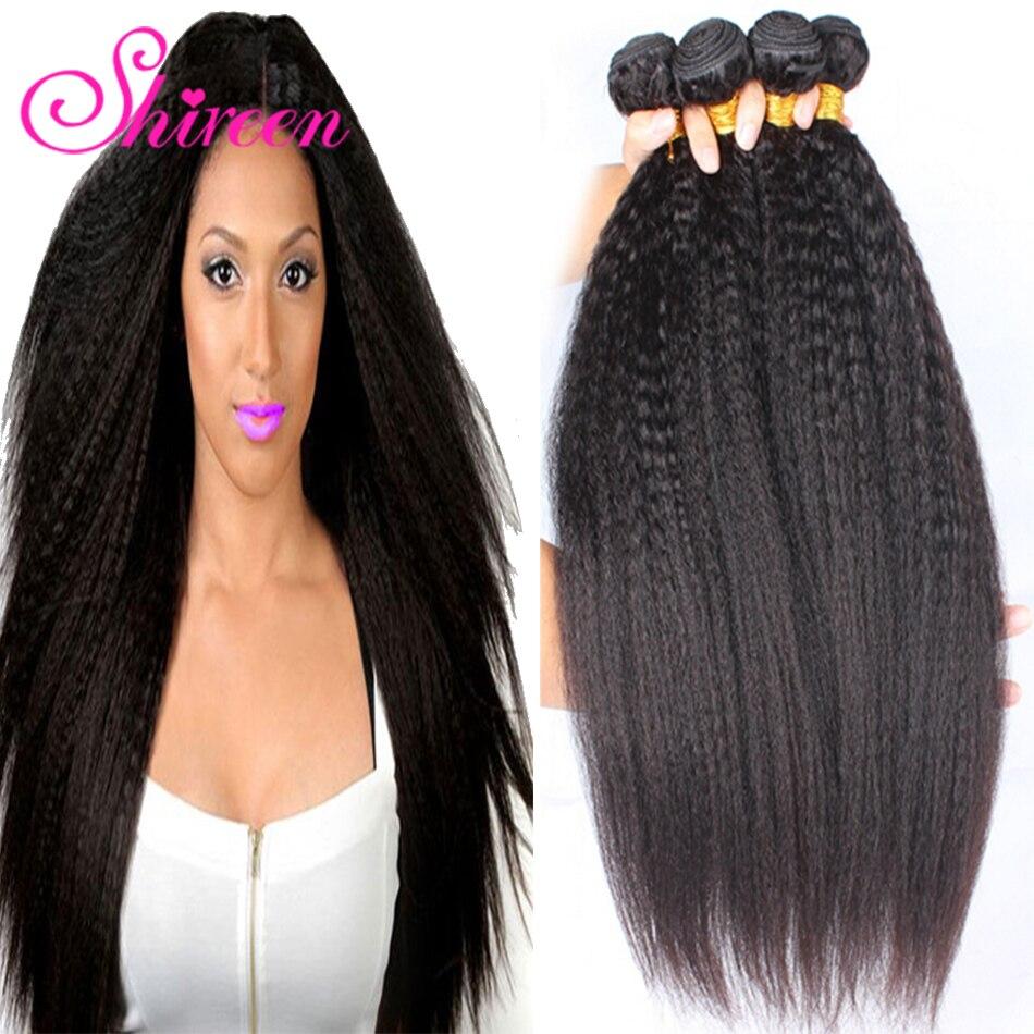 Japanese straight perm price - Japanese Straight Perm Toronto Peruvian Virgin Hair Kinky Straight Hair Weave 3 Bundles Light Yaki