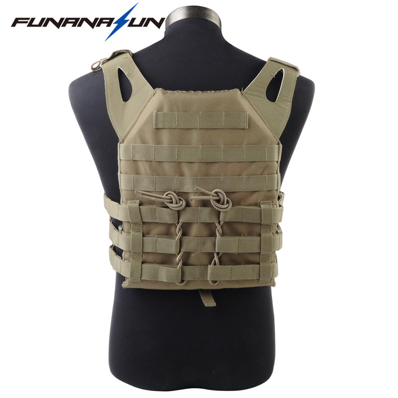 Military Vest Plate Carrier Rig JPC Ammo Chest Tactical Airsoft Paintball Gear Body MOLLE Detachable Vest for Hunting Combat transformers tactical vest airsoft paintball vest body armor training cs field protection equipment tactical gear the housing