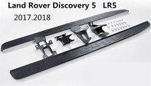 Carro Estribos Para Land Rover Discovery 5 LR5 2017.2018 Auto Pedais de Alta Qualidade Brand New Nerf Bar Passo Lado bares