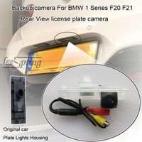 Rear View license plate camera for BMW 1 Series F20 F21 with Night Vision 1280*960 1000TV LINES