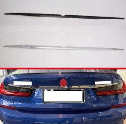 Dla BMW serii 3 G20 2019 2020 ABS na tylny bagażnik drzwi pokrywa osłonowa pokrywa bagażnika