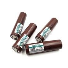HG2 18650 Bateria Recarregável de 3000 mah 18650 bateria li-ion MH1 MJ1 HG2 bateria de Alta capacidade 3000