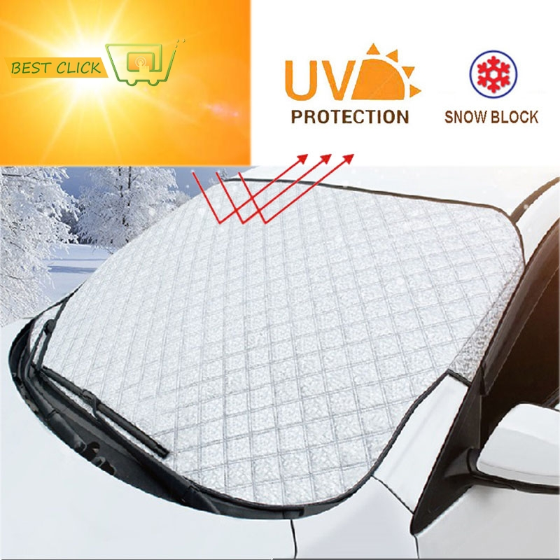 For CITROEN C4 ALL YEARS CAR WINDSCREEN FROST COVER ICE SNOW DUST PROTECTOR