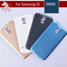 10pcs/ For Samsung Galaxy S3 i9300 S4 i9500 i9505 I337 S5 i9600 G900 Housing Battery Cover Door Rear Chassis Back Case Housing все цены