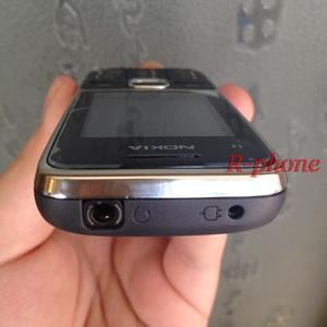 Image 4 - الأصلي نوكيا C2 C2 01 مقفلة GSM الهاتف المحمول تجديد الهواتف المحمولة والعربية الروسية العبرية لوحة المفاتيح